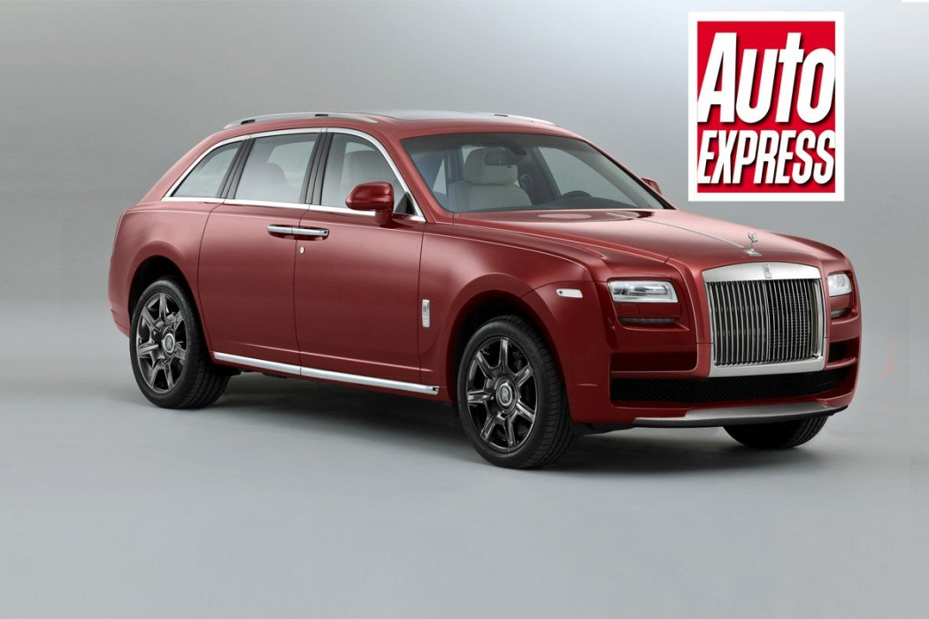 Rolls Royce's first ever luxury SUV slated for a late-2017 launch -