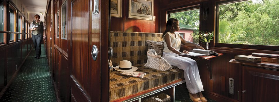 Two African Train Trips That Must Be In Your Travel Bucket