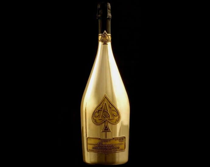 Armand de Birgnac Ace of Spades 'Midas' Brut, Champagne
