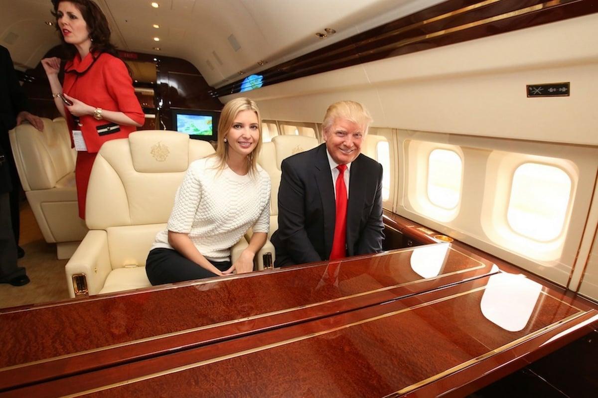 A Look Inside Donald Trump S 100 Million Custom Built