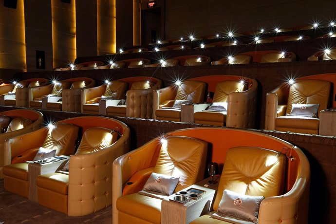 Bangkok S Newest Luxury Cinema Comes Complete With Mini