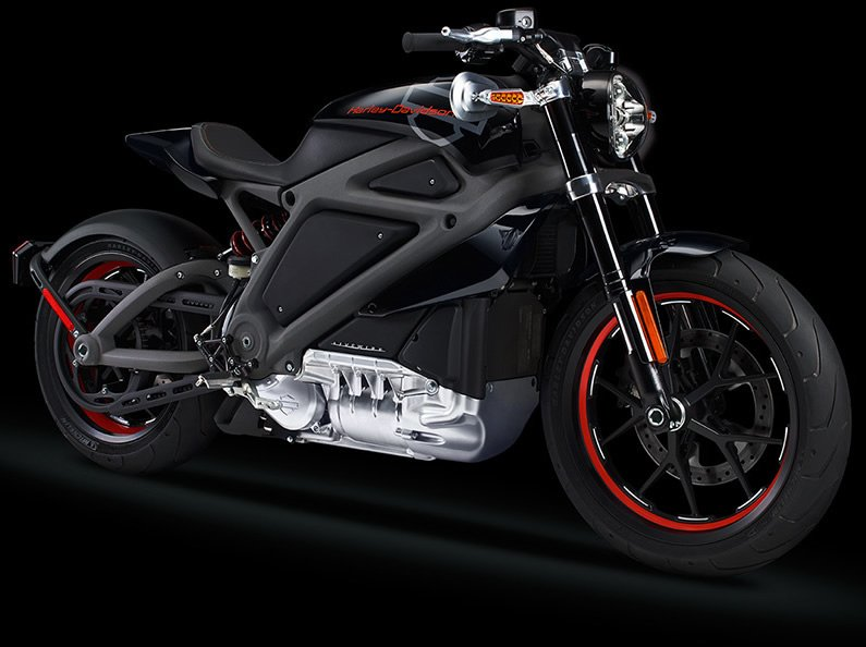 An electric Harley Davidson motorcycle is here and its named Project LiveWire : Luxurylaunches