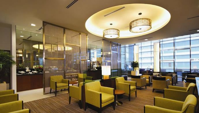 Top 5 Coolest Airport Lounges Of 2014