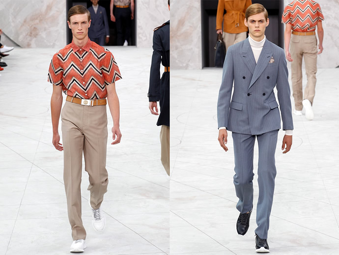 Louis Vuitton Spring/Summer 2015 Collection