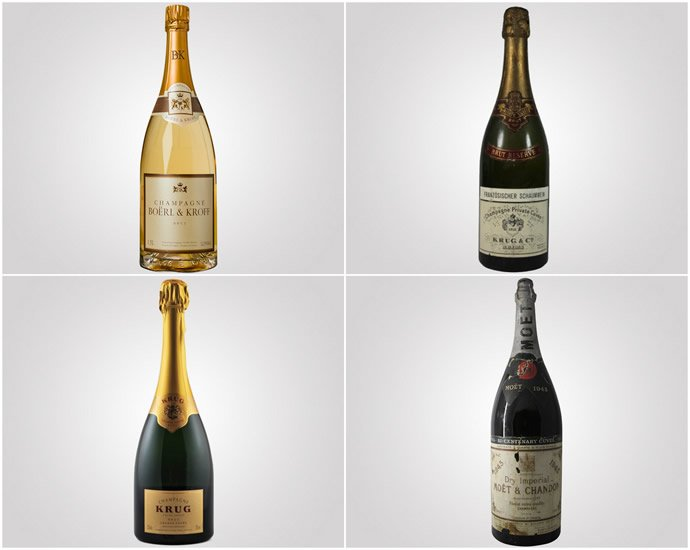 Check Out The 12 Most Expensive Champagnes In The World