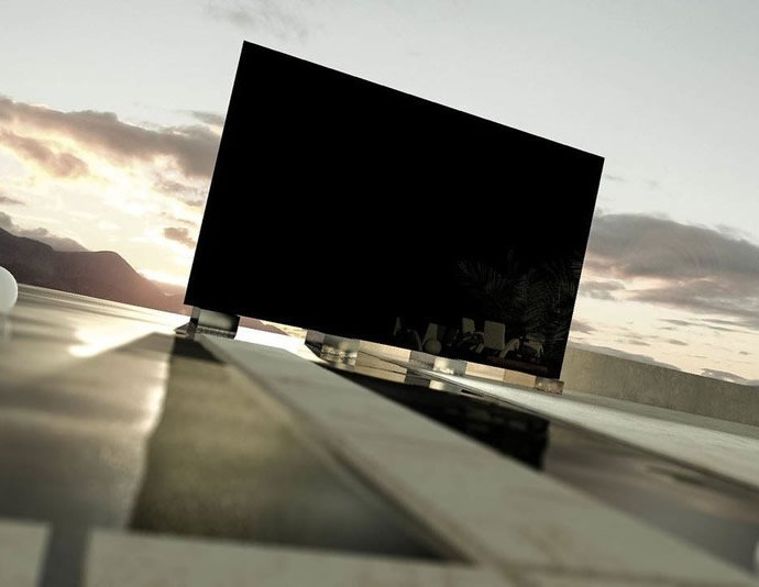 Behold The 370 Inch 4k Tv Titan Zeus Which Is Bigger Than