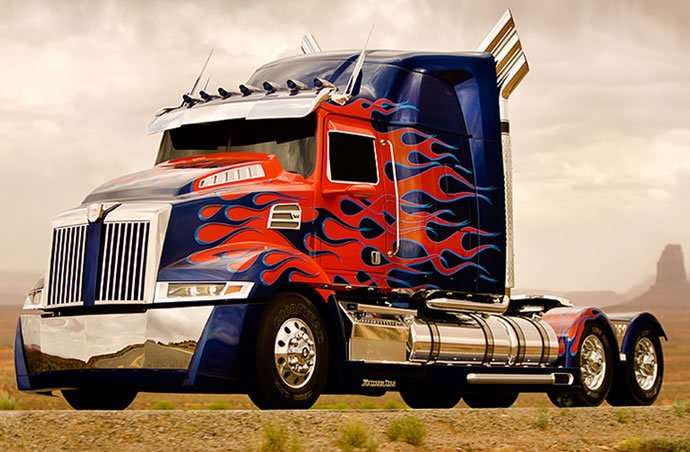 Roll like an Autobot - Uber is offering a ride in Optimus Prime : Luxurylaunches