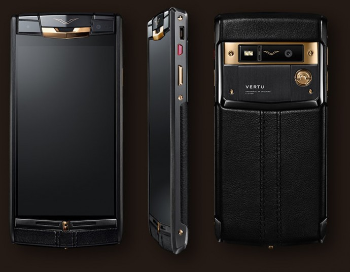 Vertu Signature Touch With B Amp O Sound And Hasselblad Camera Will Make Its 11 300 Price Tag