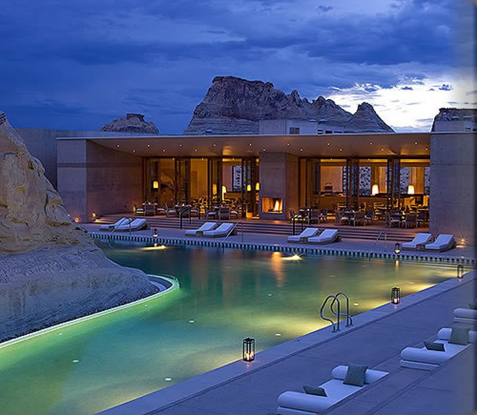 12 Best Hotel Pools In The World From Gold Plating To