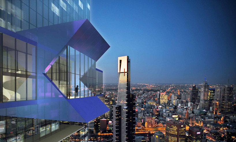 Australia 108 A 100 Storey Tower In Melbourne Will Be