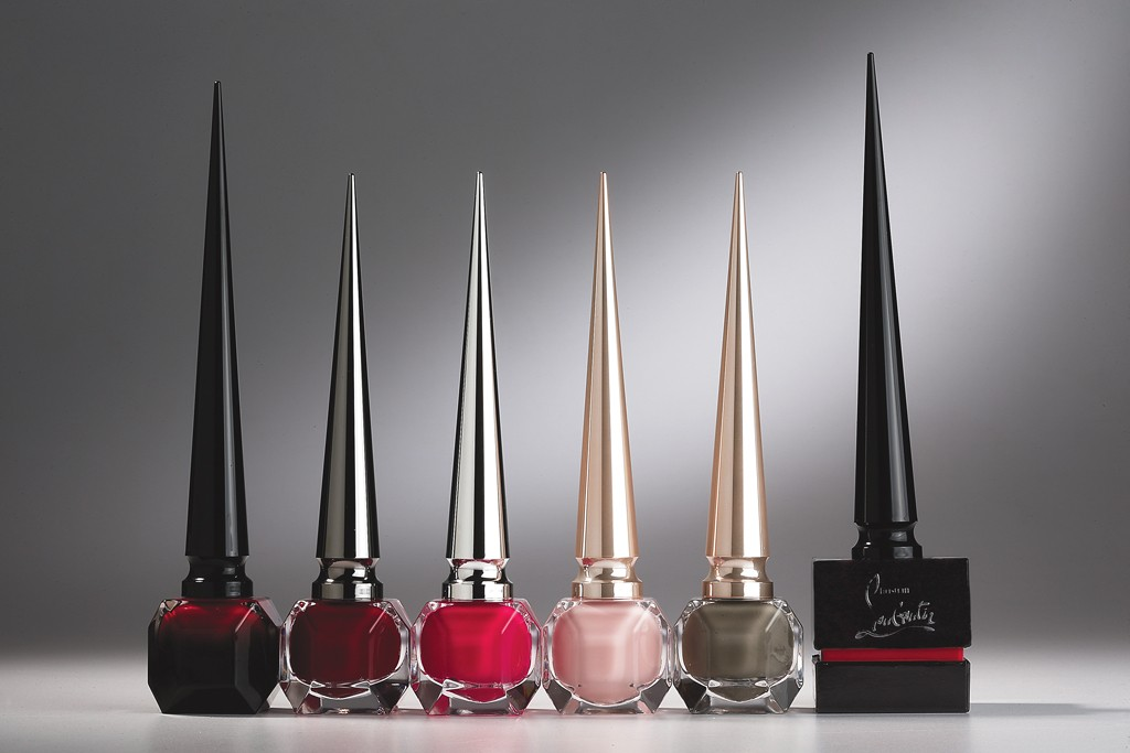 After stilettos, Christian Louboutin is wowing the ladies with nail ...