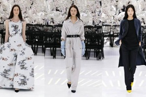 Top Seven cool looks from the Autumn/Winter 2014-2015 show that made us fall in love with Dior Couture