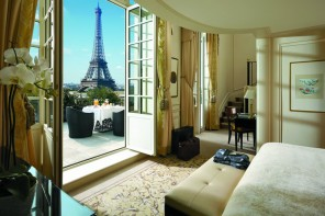 Shangri-La Hotel, Paris awarded 'Palace Status'