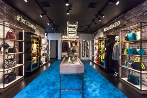 Fendi sets up pop-up store in Soho, New York to tantalize shoppers with products in arcade and vending machines