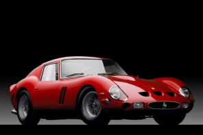 This 1962 Ferrari GTO on sale with an asking price of $64 million could become the world's most expensive car