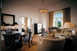 Suite of the week: Chain Bridge Suite, Four Seasons Hotel Gresham Palace Budapest