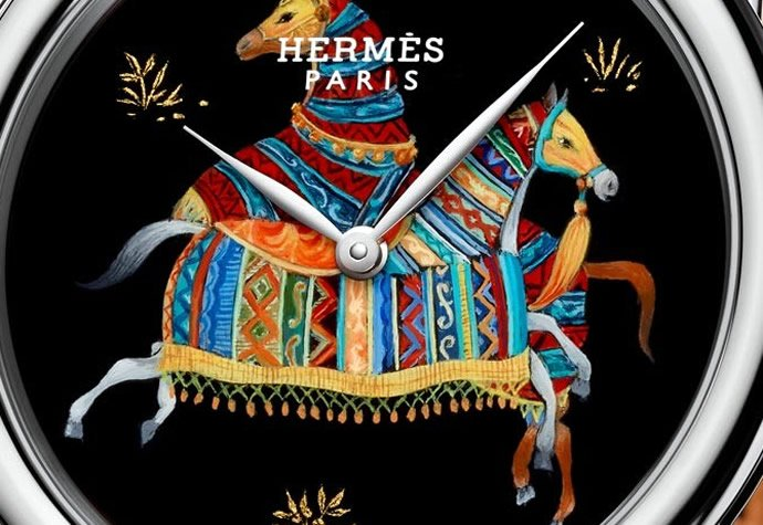 Hermès Backgammon set in leather & wood is up for grabs -