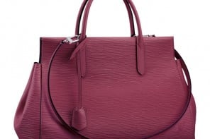 Make way for the Louis Vuitton Epi Marly that has   two versions, both being colorful and trendy