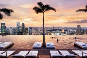 12 Best hotel pools in the world from gold plating to mesmerizing views they have it all