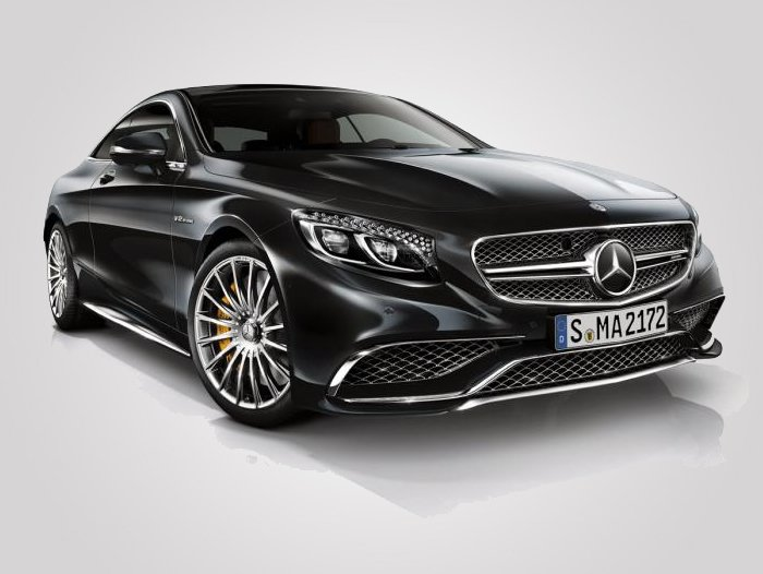 Range topping 2015 mercedes benz s65 amg coupe is here for Mercedes benz amg range