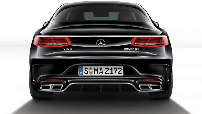 Range Topping 2015 Mercedes Benz S65 Amg Coupe Is Here