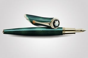 Montblanc Rita Hayworth Limited Edition 46 pays tribute to The Love Goddess