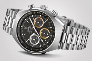 "Omega releases special edition Speedmaster Mark II ""Rio 2016″watch to celebrate the upcoming summer Olympics"