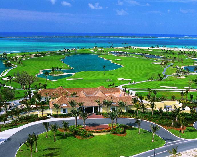Baha Mar, Bahamas will be the largest luxury resort in the Caribbean -