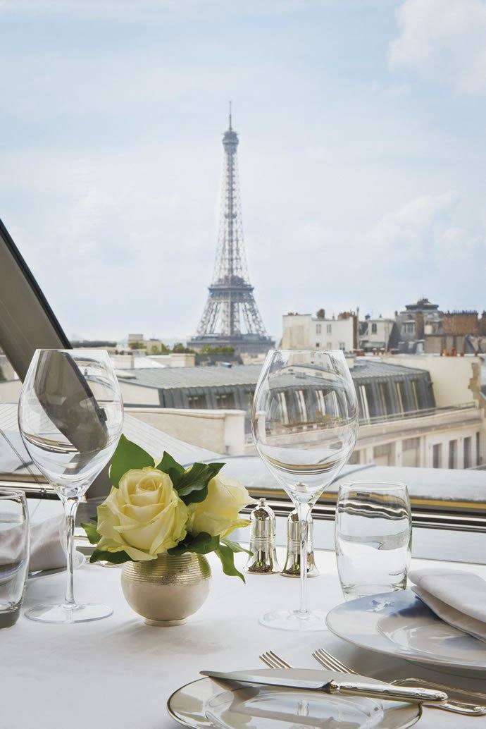 Renaissance Of A Modern Day Palace The Peninsula Paris