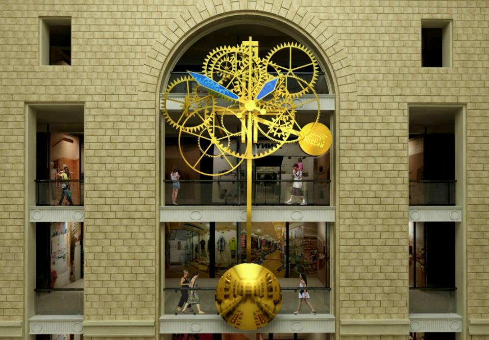 Moscow To Get One Of The World S Largest Mechanical Clocks