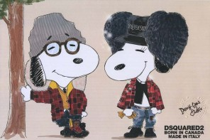 Snoopy and sister Belle will wear Fendi, Gucci, Versace and more to New York Fashion Week