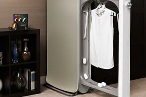 Bloomingdales introduces revolutionary 10-minute home clothing care system 'Swash'