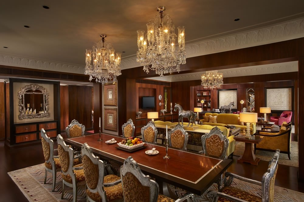 Suite Of The Week Maharaja Suite The Leela Palace