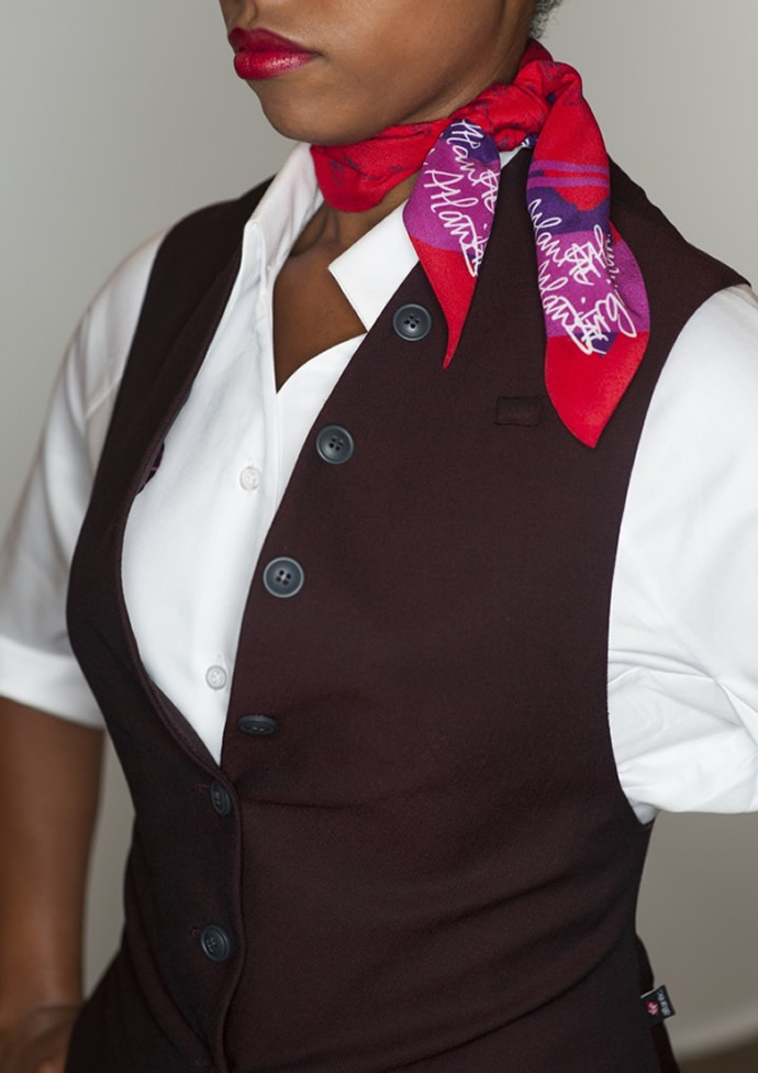 """Virgin Atlantic Upgrade >> """"Extremely glamorous"""" is what Richard Branson is calling the new Virgin Atlantic uniforms by ..."""