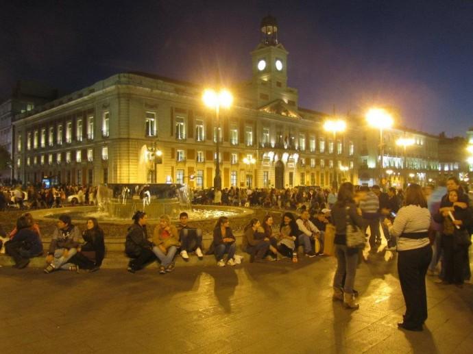 Beyond Blighty Puerta del Sol