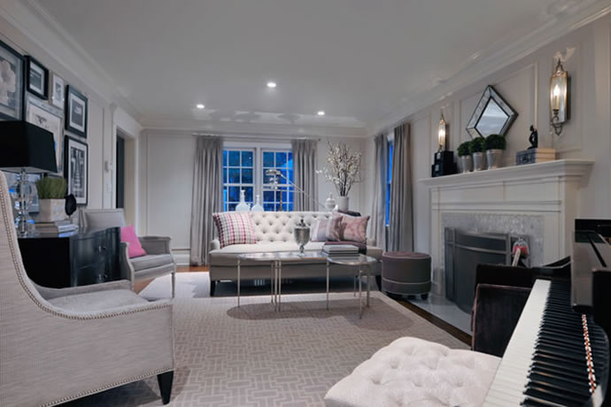 silver living room ideas 7 clever tricks for designing your living room space 16729