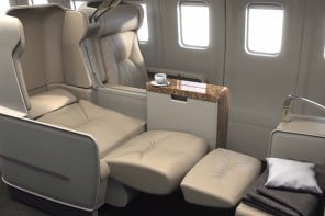In a first Abercrombie and Kent introduces fully lie-flat beds in private jets
