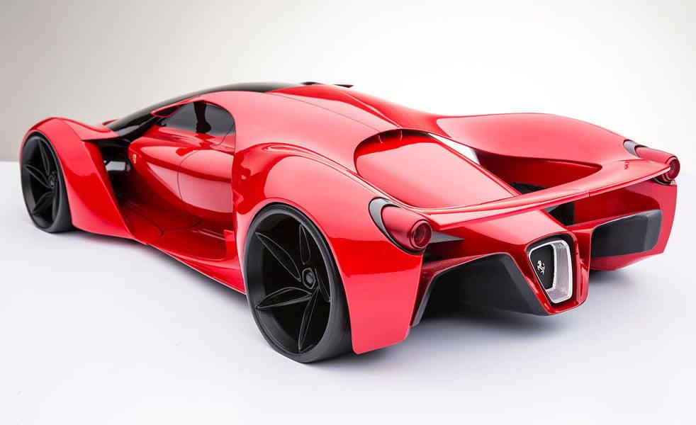 Ferrari F80 Price >> The coolest Ferrari F80 concept you will ever see