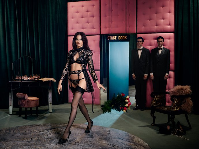 This Just In The Luxuriously Risqu 233 Agent Provocateur