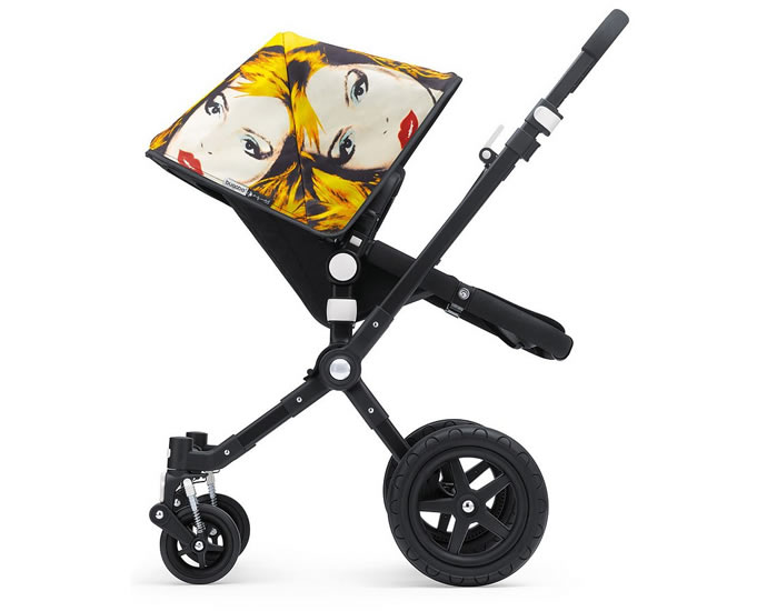 Juicy Couture And Maclaren Team Up To Launch New Baby Stroller For