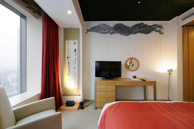 Japanese Theme Hotel Rooms Supernatural
