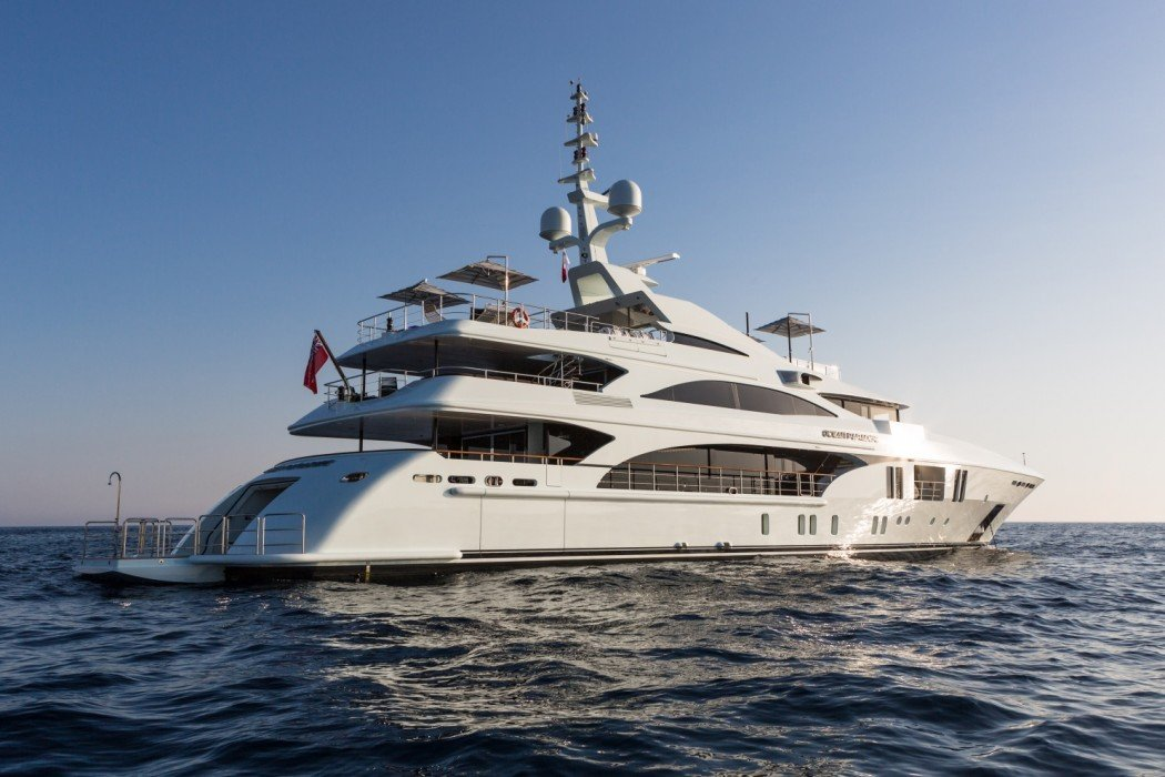 Sun Motors BMW >> Take a look inside the largest boat at the Cannes yachting ...