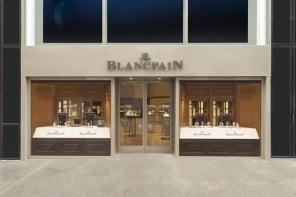 Blancpain opens its largest American boutique on 5th Avenue; also debuts 360 degree screening system