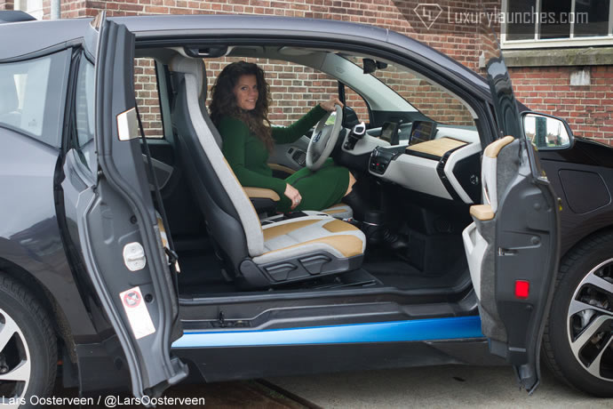 BMW i3 The ultimate environmental sweetheart