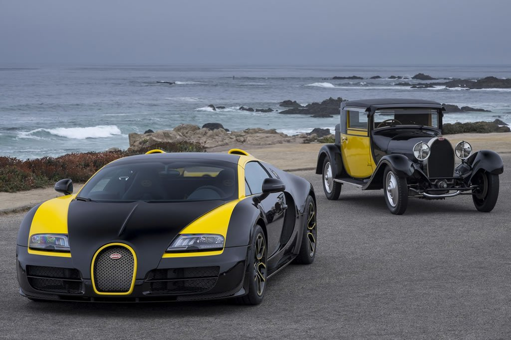 Did You Think Bugatti Was Done With Special Edition Veyrons After Releasing  The Sixth And Final Car In The Legends Series At Pebble Beach?