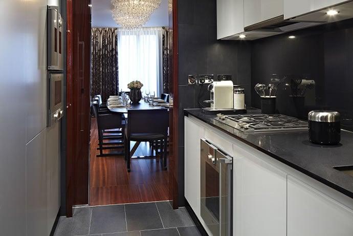 Bulgari Suite Kitchen