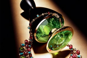 Bvlgari's La Gemme is a fragrance line for the sparkle loving women