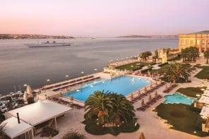 Suite of the week: One Bedroom Palace Suite, Ciragan Palace Kempinski Istanbul
