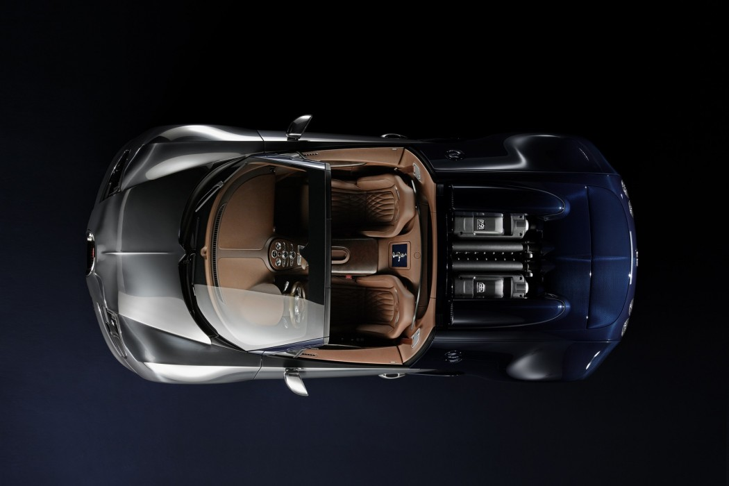 Final Les Legends Bugatti Veyron Dedicated To Company