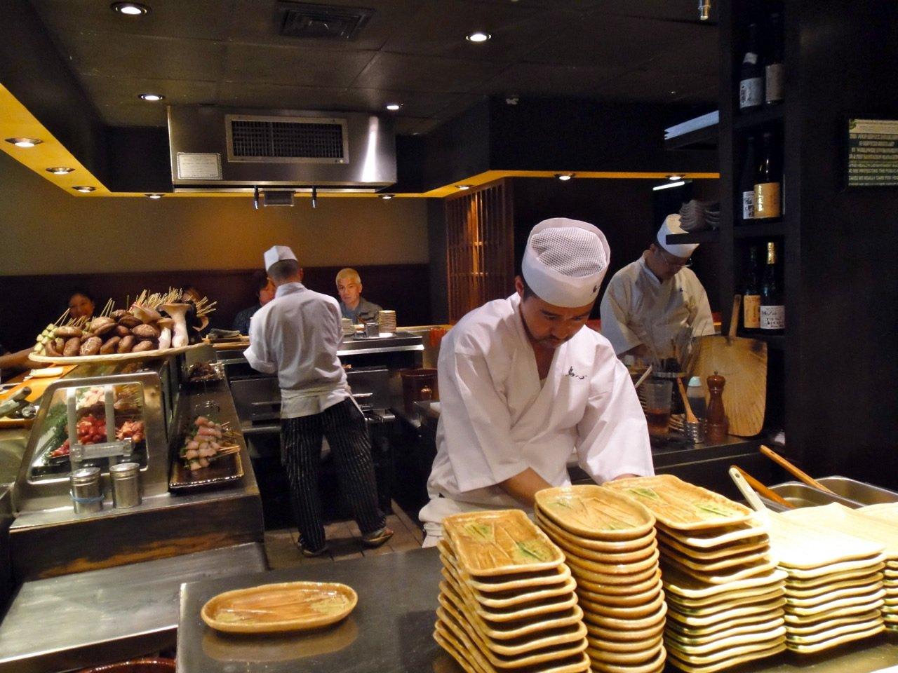 5 michelin restaurants in new york city that should be in for Akira japanese cuisine nyc